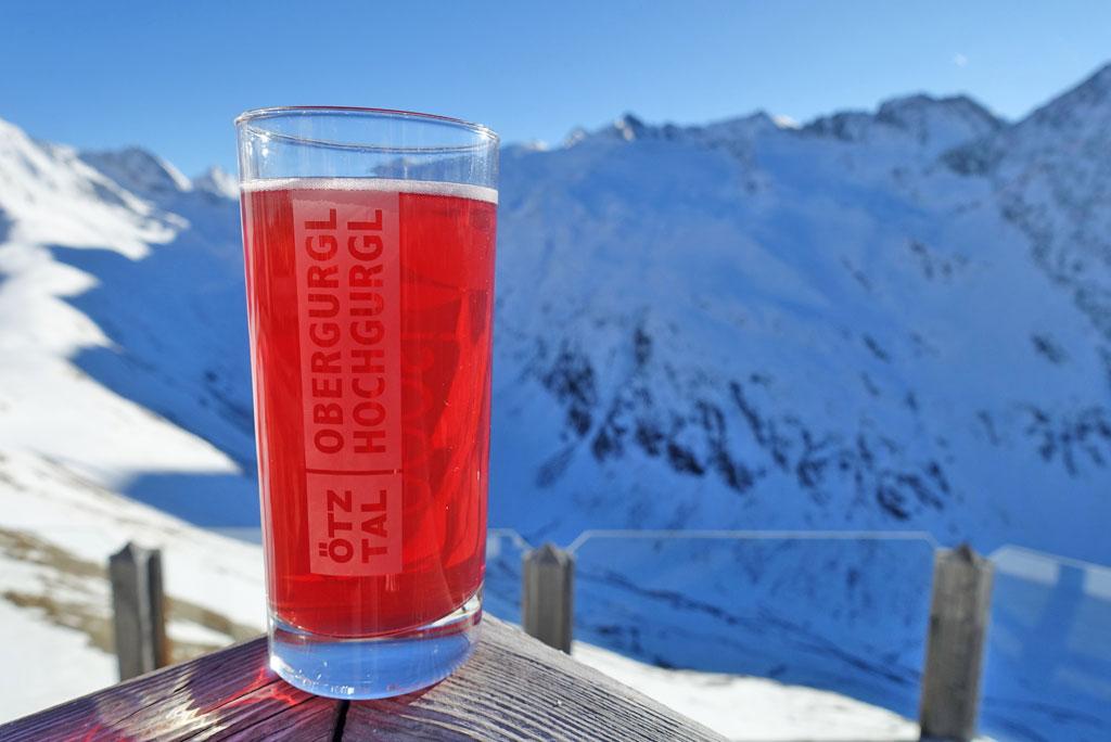 Skiwasser drink