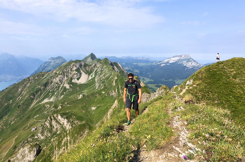 Wandelen Zwitserland