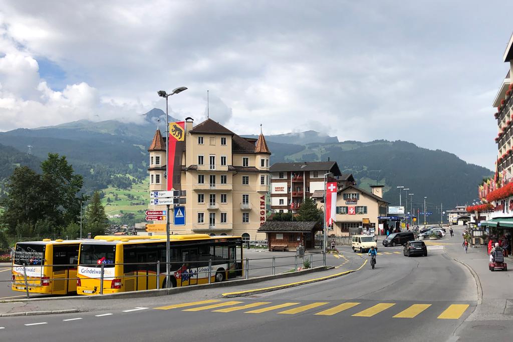 Grindelwald in de Jungfrau Region