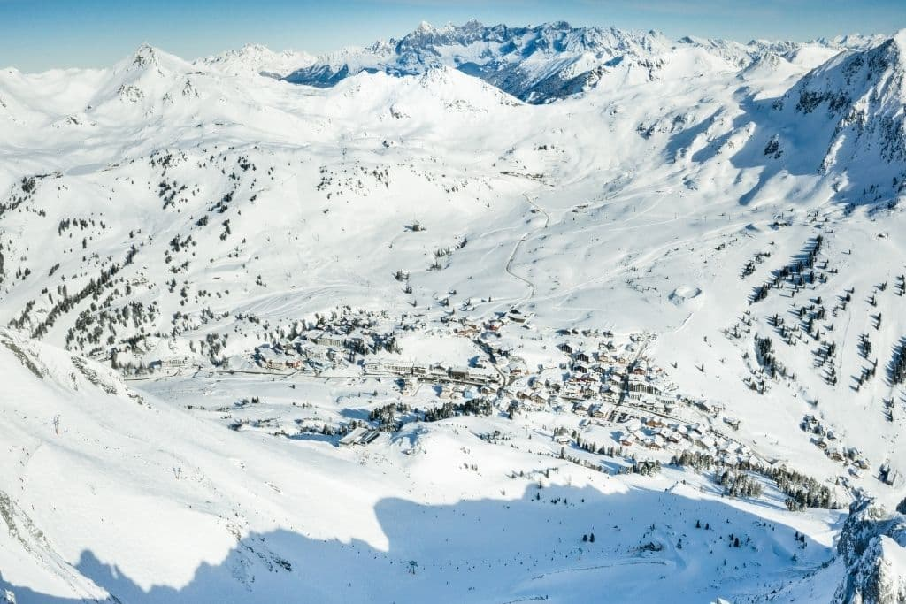 Sneeuwzeker Obertauern