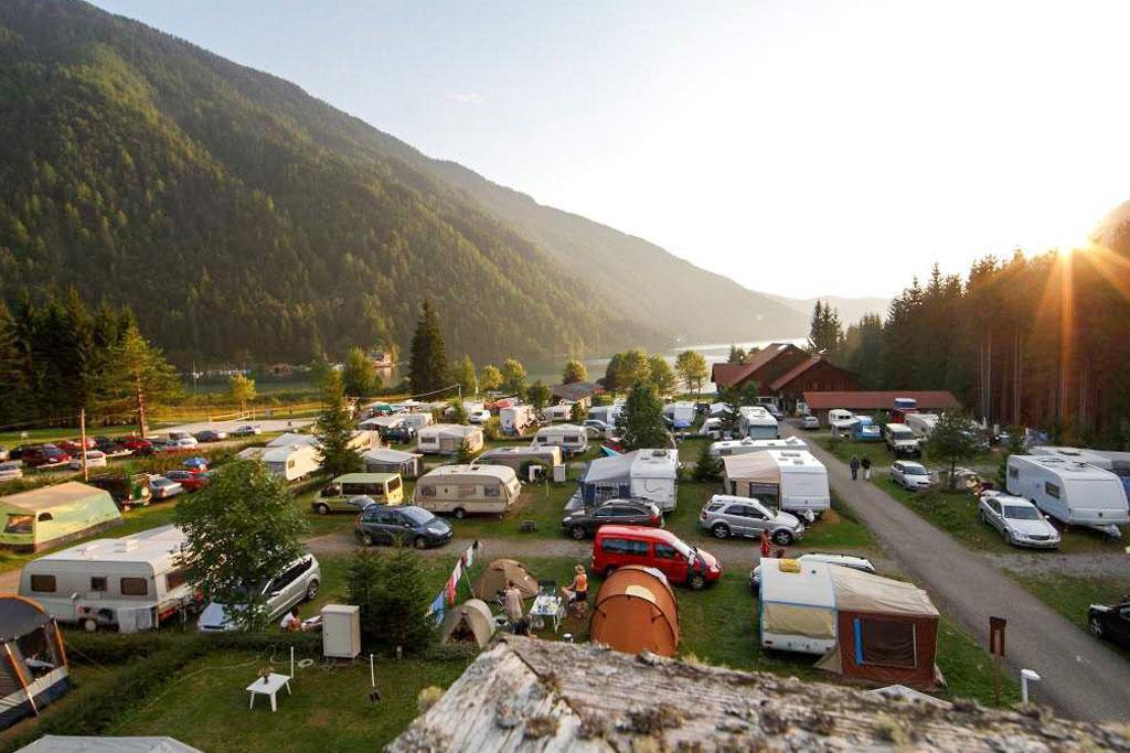 Campings bij Hermagor