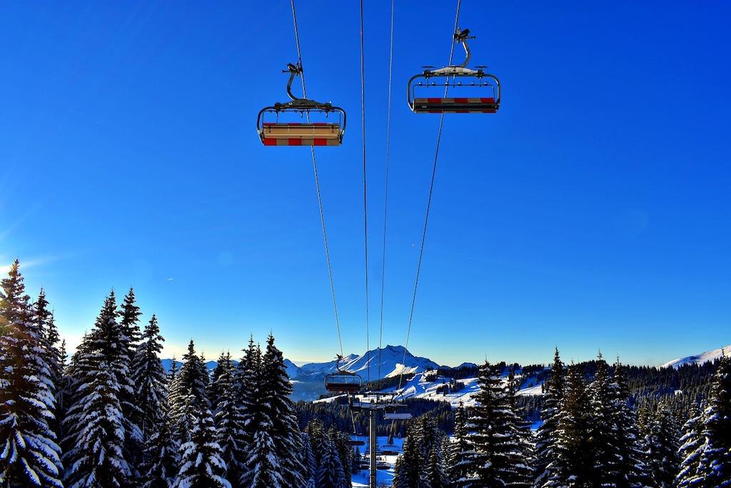 skilift Avoriaz