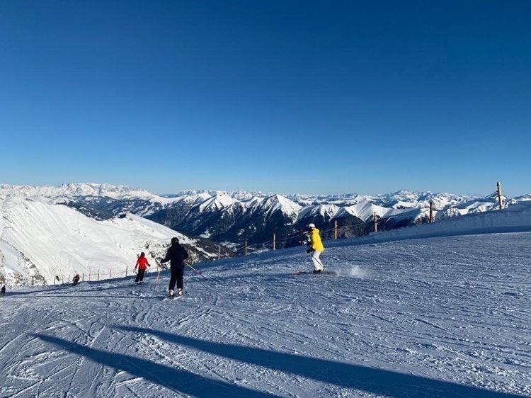 skiën in Gastein
