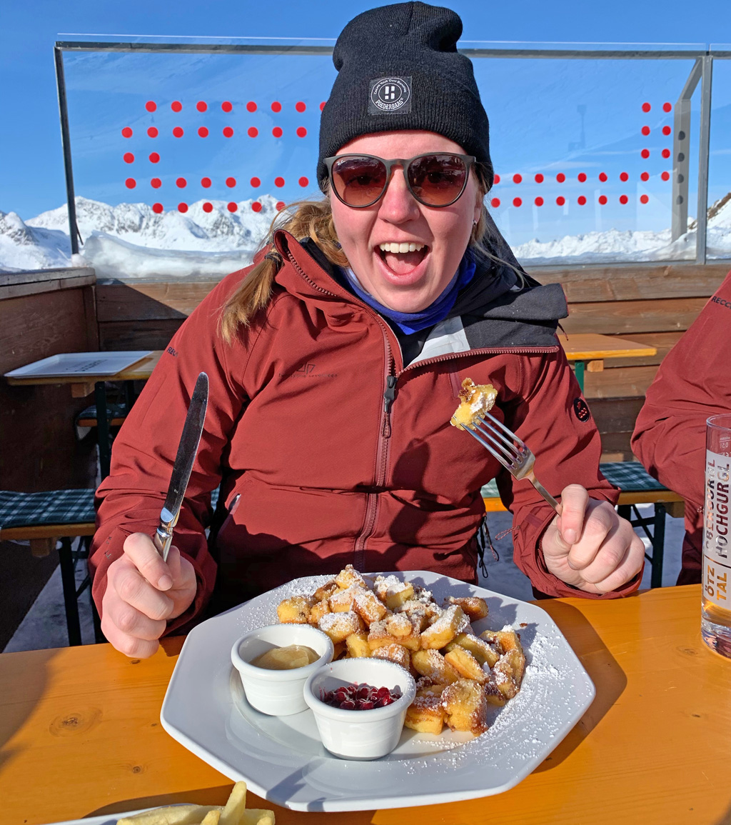 Kaiserschmarrn Skiurlaub