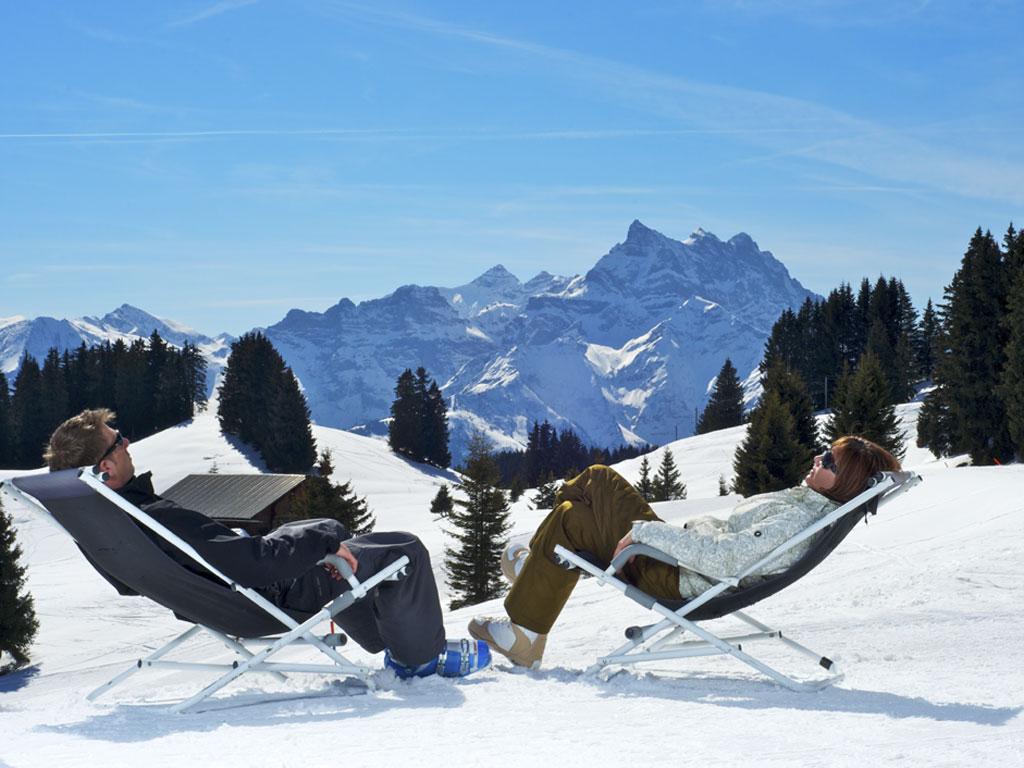 Les Diablerets & Villars-sur-Ollon ski resort
