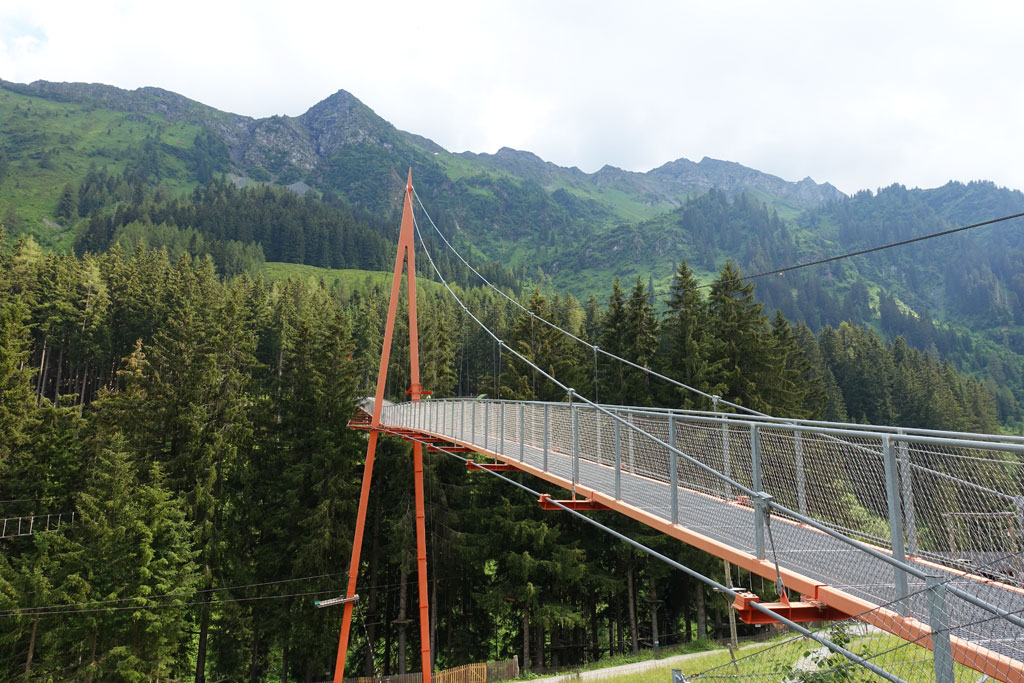 Golden Gate Bridge der Alpen