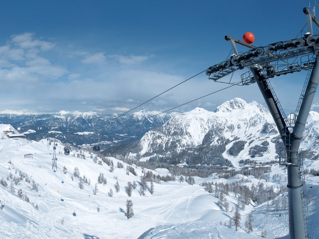 Nassfeld ski resort