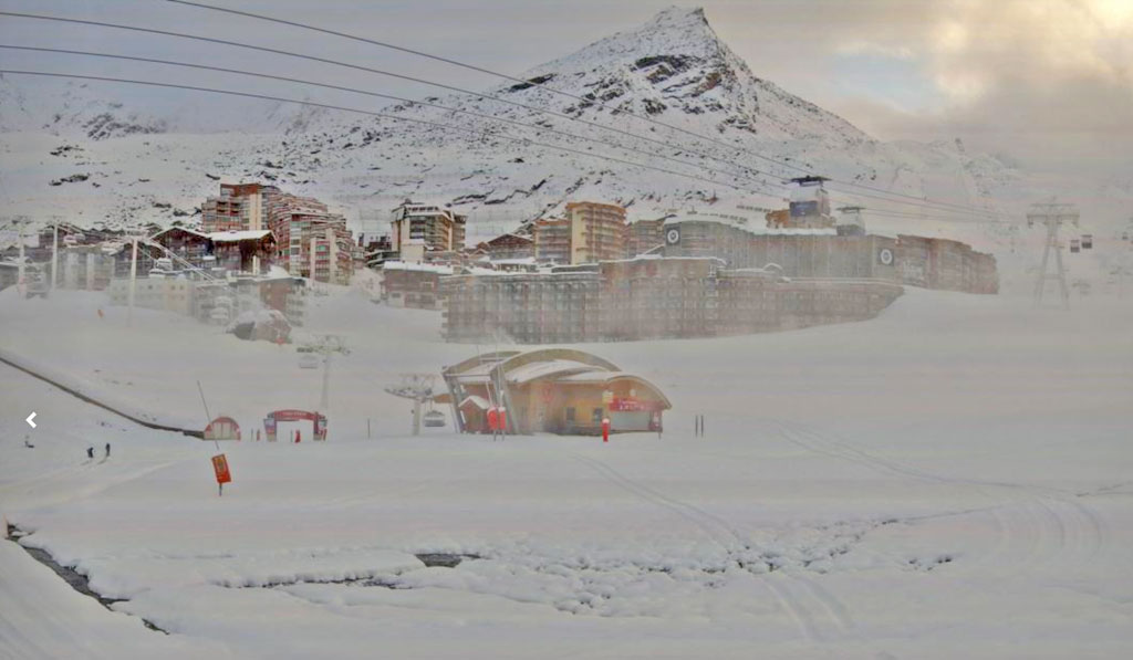 Webcam Val Thorens