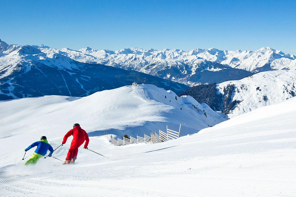 Skiën Paradiski
