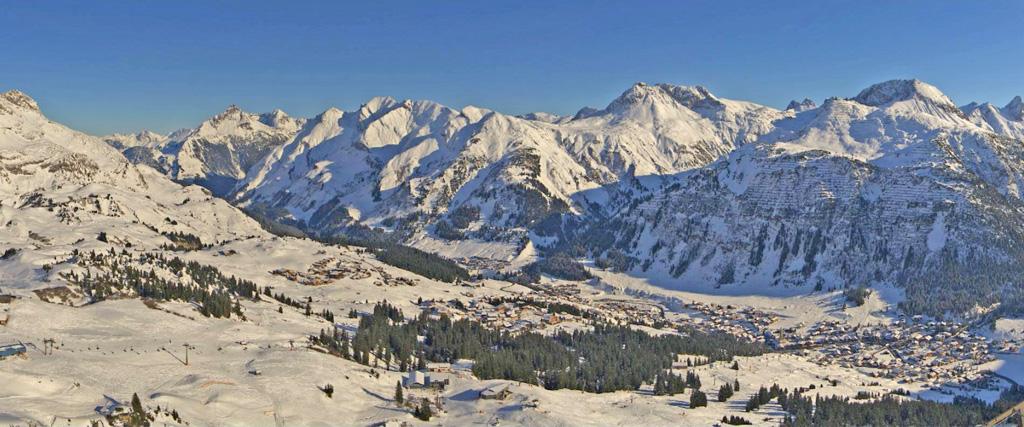 Webcam Arlberg