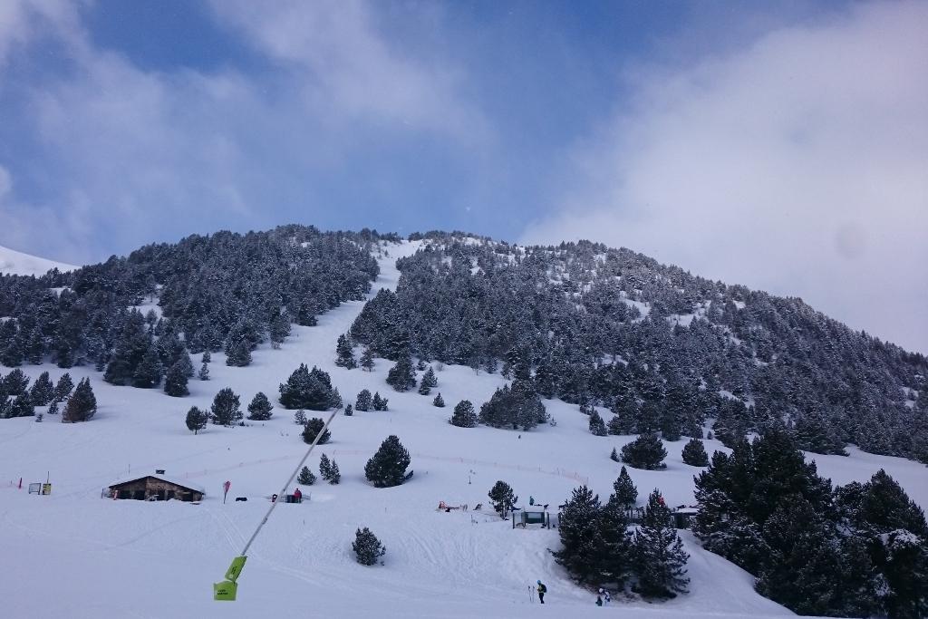 Canillo Grandvalira ski slopes
