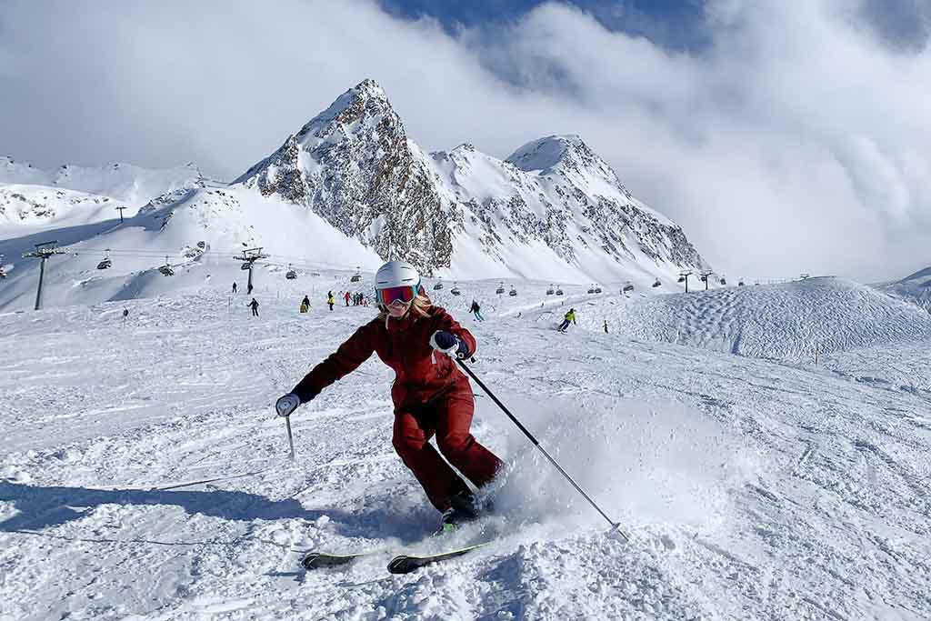 Sicher Skifahren im Skiurlaub