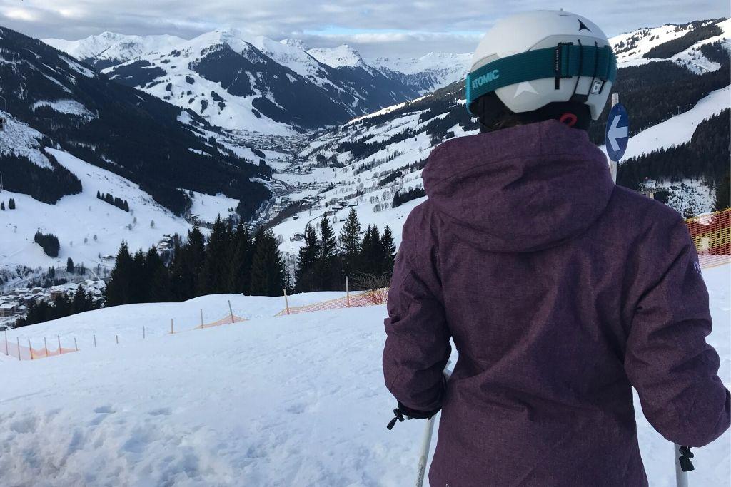 Skifahren Saalbach