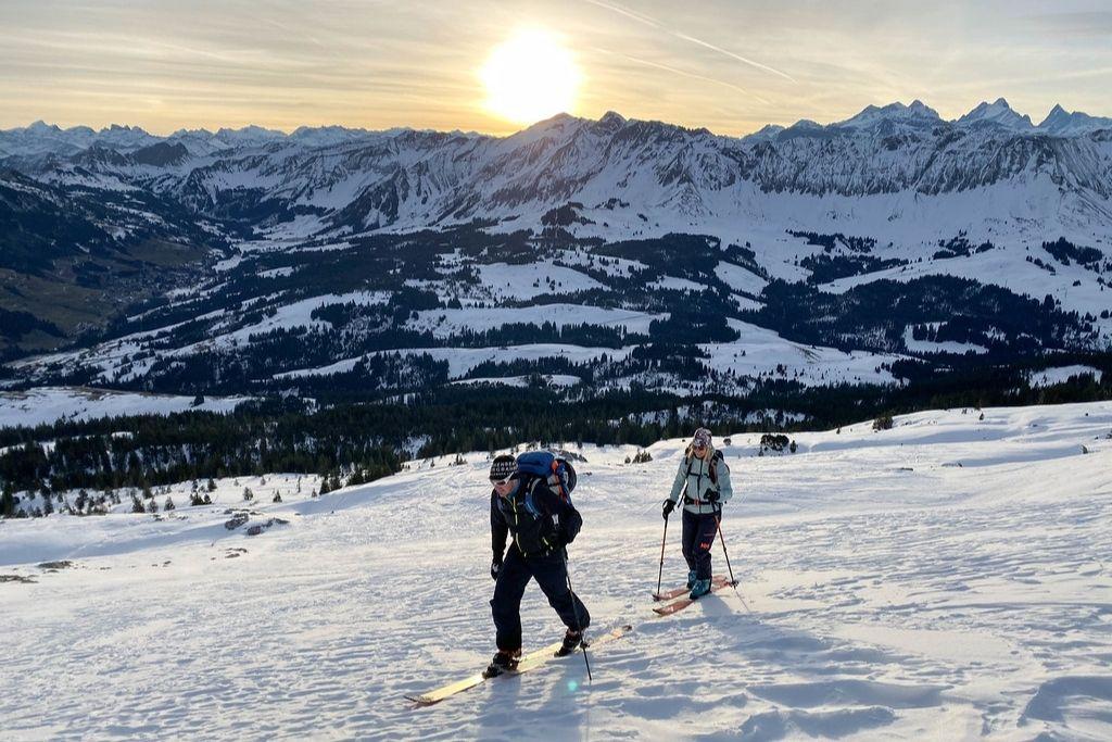 Skitourengehen