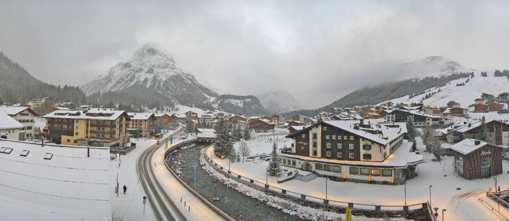 WEbcam Lech am Arlberg